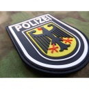 JTG - Functional Badge Patch - Bundespolizei, black / 3D...