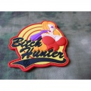 JTG  BitchHunter Patch, fullcolor / JTG 3D Rubber Patch