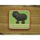 JTG - BlackSheep Patch, multicam / 3D Rubber patch
