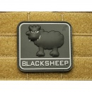 JTG - BlackSheep Patch, swat / 3D Rubber patch