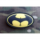 JTG - Buttman Patch, fullcolor / 3D Rubber patch