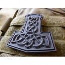 JTG  Dragon Thors Hammer Patch, blackops  / JTG 3D Rubber...