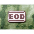 JTG - EOD Patch, desert / 3D Rubber patch