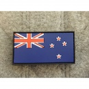 JTG - Neuseeland Flagge - Patch / 3D Rubber patch