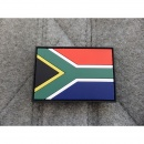 JTG - Südafrika Flagge - Patch / 3D Rubber patch