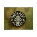 JTG - Guns and Coffee Patch, swat / 3D Rubber patch