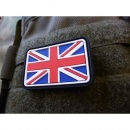 JTG - UK / Great Britain Flag Patch, fullcolor / 3D...