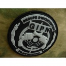 JTG - Groupe d Intervention Police Nationale Patch, swat...