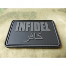 JTG - Infidel Patch Groß, blackops / 3D Rubber patch