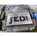 JTG BEARD LEVEL JEDI, Atacs AU / Infrarot Patch - Cordura...