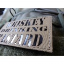 JTG WHISKEY Passion PATCH, coyote brown / Infrarot Patch...