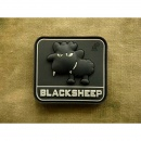 JTG - Little BlackSheep Patch, swat / 3D Rubber patch