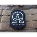JTG - Molon Labe Spartan Patch, gid (glow in the dark) /...