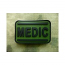 JTG - Medic Patch, forest / 3D Rubber patch