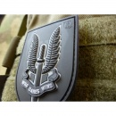 JTG - WHO DARES WINS - SAS Patch, blackops / 3D Rubber patch