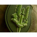 JTG - WHO DARES WINS - SAS Patch, light-forest / 3D...