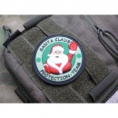 JTG  Santa Claus Protection Team Patch, tannengrün / JTG...