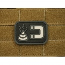 JTG - ShitMagnet Patch, swat / 3D Rubber patch