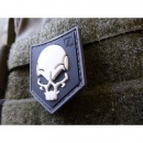 JTG - SOF Skull Patch, swat / 3D Rubber patch