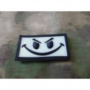 JTG - Evil Smiley Patch, blackghost-gid (glow in the...