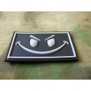 JTG - Evil Smiley Patch, swat / 3D Rubber patch