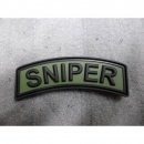 JTG - Sniper Tab - Patch, forest / 3D Rubber patch