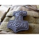 JTG  Thors Hammer Mjölnir Patch, blackops  / JTG 3D...