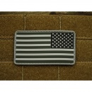 JTG - USA Flagge Reversed - Patch, swat / 3D Rubber patch
