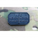 JTG - We Never Patch, blackops / 3D Rubber patch