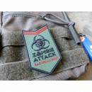 JTG - Zombie Attack Patch, forest / 3D Rubber patch