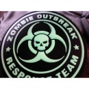 JTG - Zombie Outbreak Response Team Patch, gid (glow in...