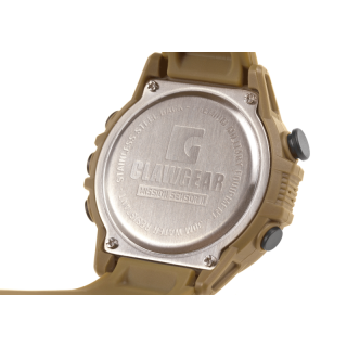 Claw Gear Mission Sensor II, Tan