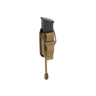 9mm Backward Flap Mag Pouch, Coyote