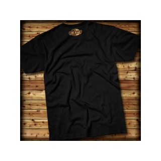 7.62 Design - Sergeant Sara - T-Shirt, black