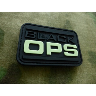 JTG - BlackOps Patch, gid (glow in the dark) / 3D Rubber patch