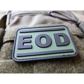 JTG  EOD Patch, forest / JTG 3D Rubber Patch