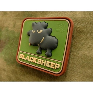 JTG - Little BlackSheep Patch, multicam / 3D Rubber patch