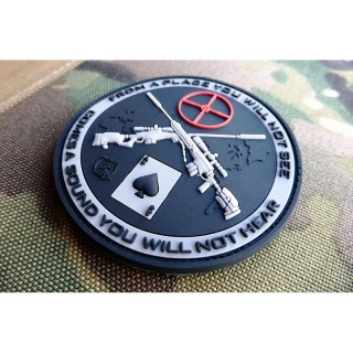 JTG - Sniper Patch, swat / 3D Rubber patch