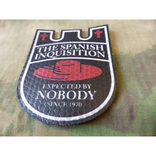 JTG THE SPANISH INQUISITION Patch, light-reflective