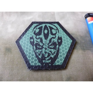JTG LR Sith Lord Patch, forest light-reflective