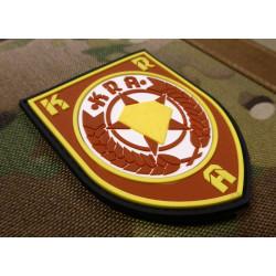 JTG - Operation Diamond Patch - Kunganian Regulary Army (K.R.A.) / 3D Rubber patch