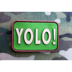 JTG - YOLO (You Only Live Once) Patch, multicam / 3D...
