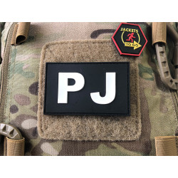 JTG  PJ Pararescue Jumper - Patch, swat / 3D Rubber patch