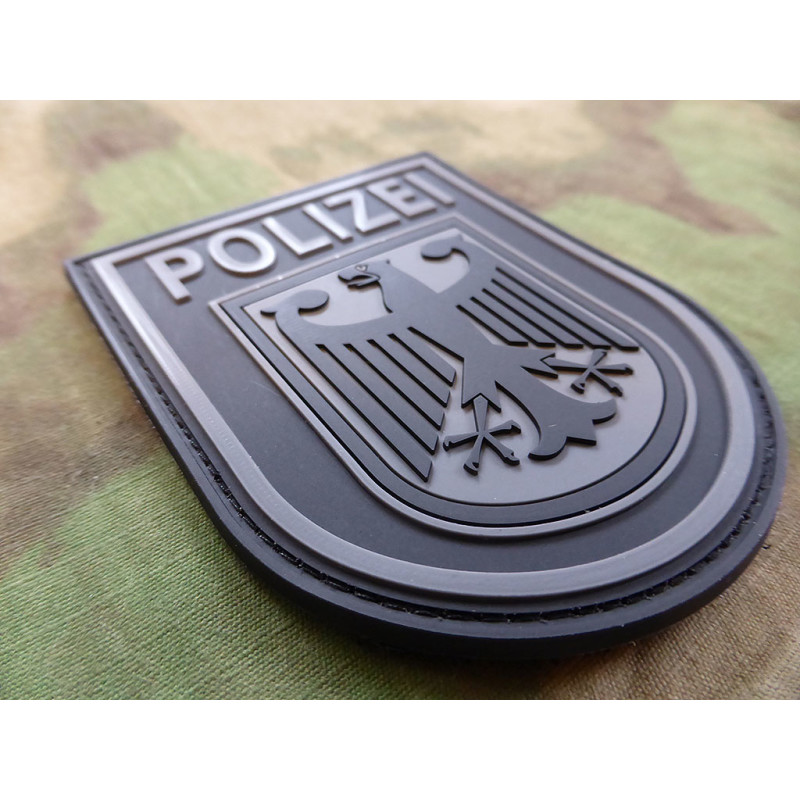 JTG Patch blackops // 3D Rubber patch Berlin Flagge