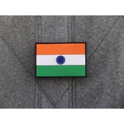 JTG - India Flag Patch / 3D Rubber patch