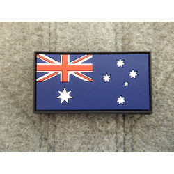 JTG - Australien Flagge - Patch / 3D Rubber patch