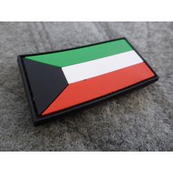 JTG - Kuwait Flag Patch / 3D Rubber patch