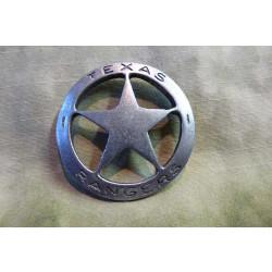 Old West Badges - Texas Ranger