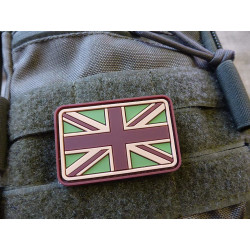 JTG - UK / Great Britain Flag Patch, multicam / 3D Rubber...