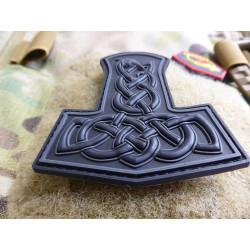 JTG Dragon Thors Hammer Patch, blackops  / JTG 3D Rubber Patch